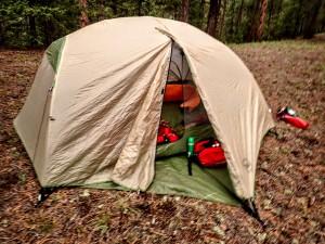 My huge tent